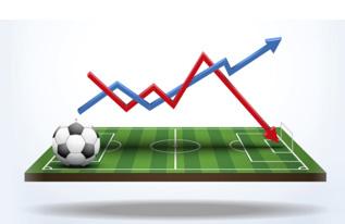 Winnen of Verliezen met voetbalgokken